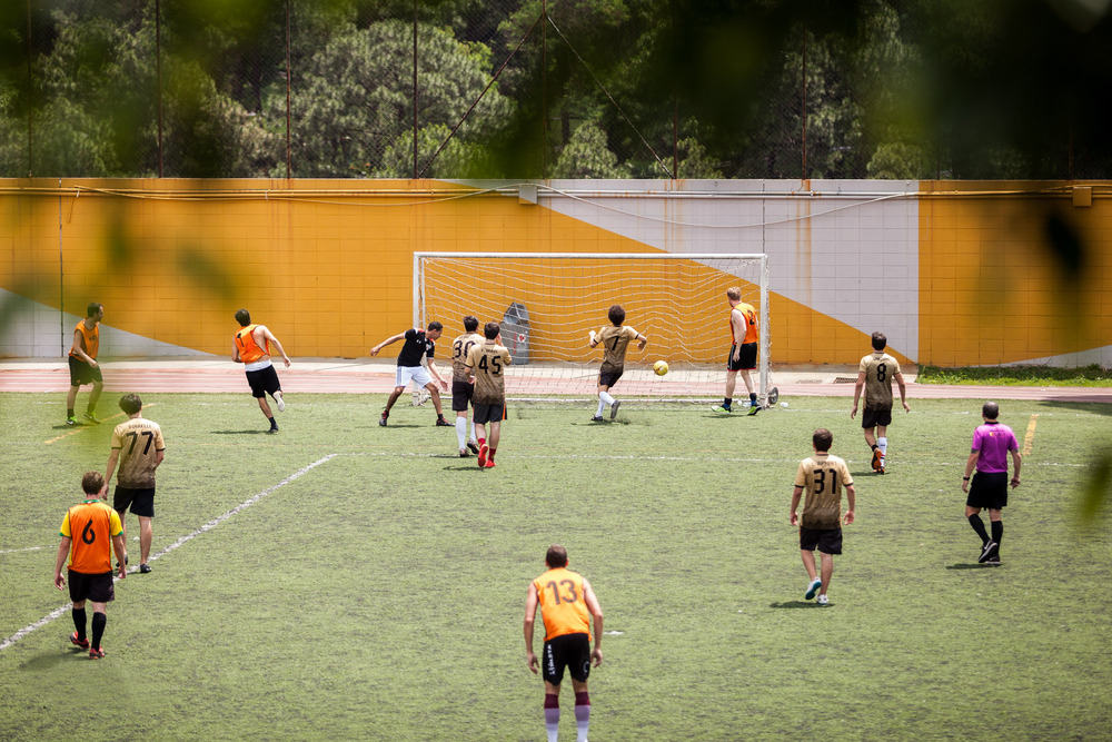 Torneio de Futebol Ex-alunos